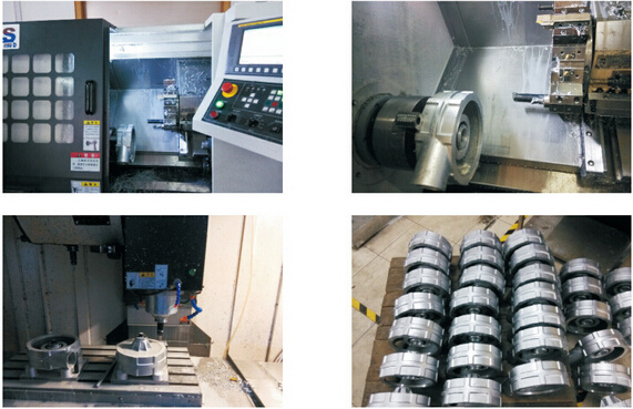 30kw Double Stage High Speed Centrifugal Blower pictures & photos