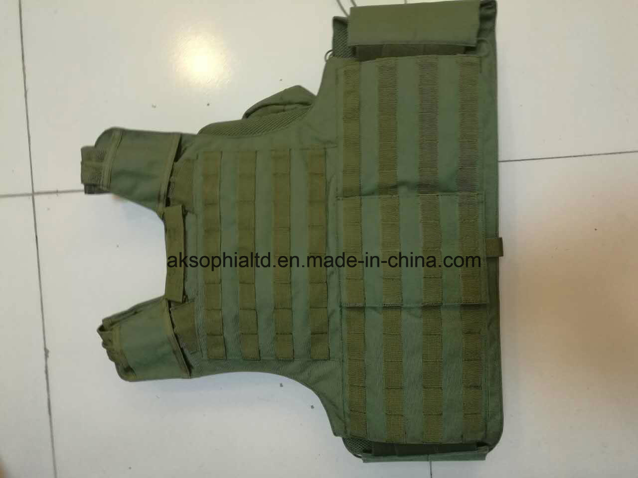 2016 Kevlar Made in China Quick-Removal Tactical Anti-Bullet Military Use Multi-Functional -Pockets Vest