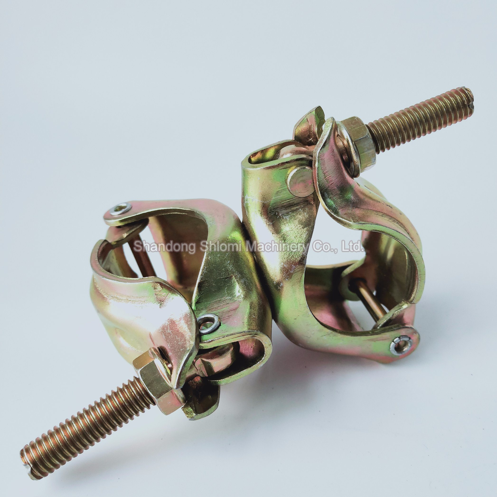 [Hot Item] British Type Pressed Scaffolding Double Coupler for Tube  Fittings En74