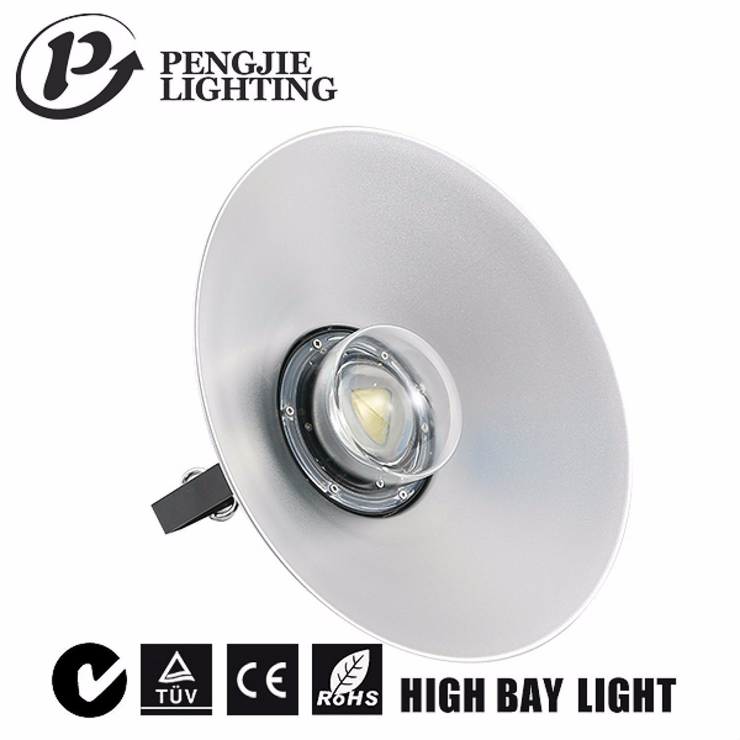 High Power Most Powerful COB LED High Bay Light 50W