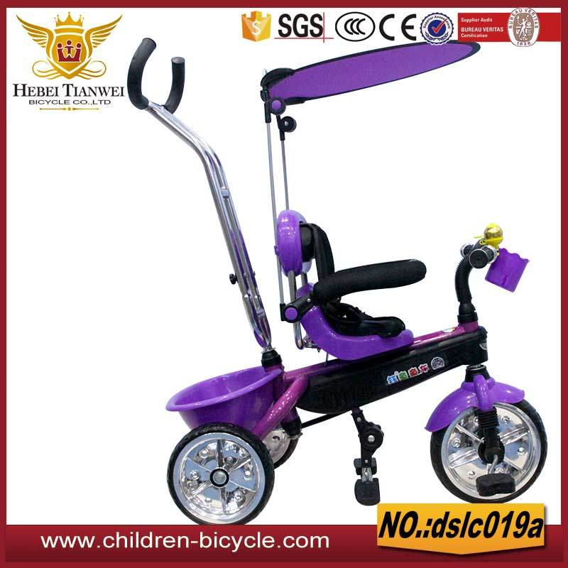 Wholesale 3 in 1 Baby Tricycle/Kids Products