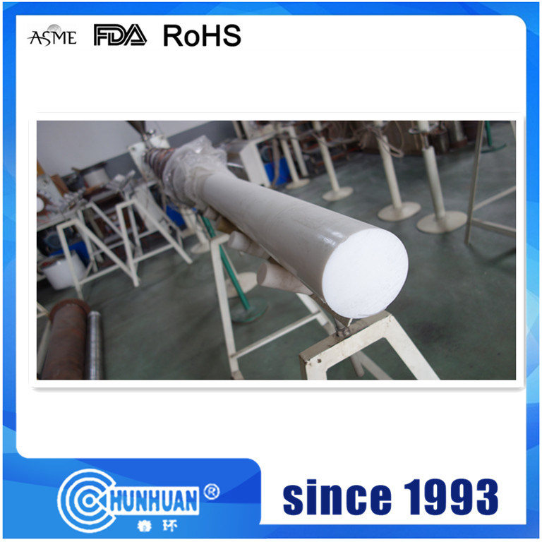 100% Virgin PTFE Extruding Rod pictures & photos