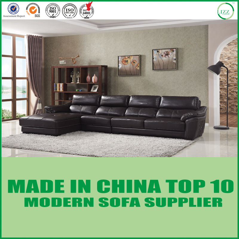 Stupendous Hot Item Modern Home Furniture Genuine Leather Sofa Bed Beutiful Home Inspiration Truamahrainfo