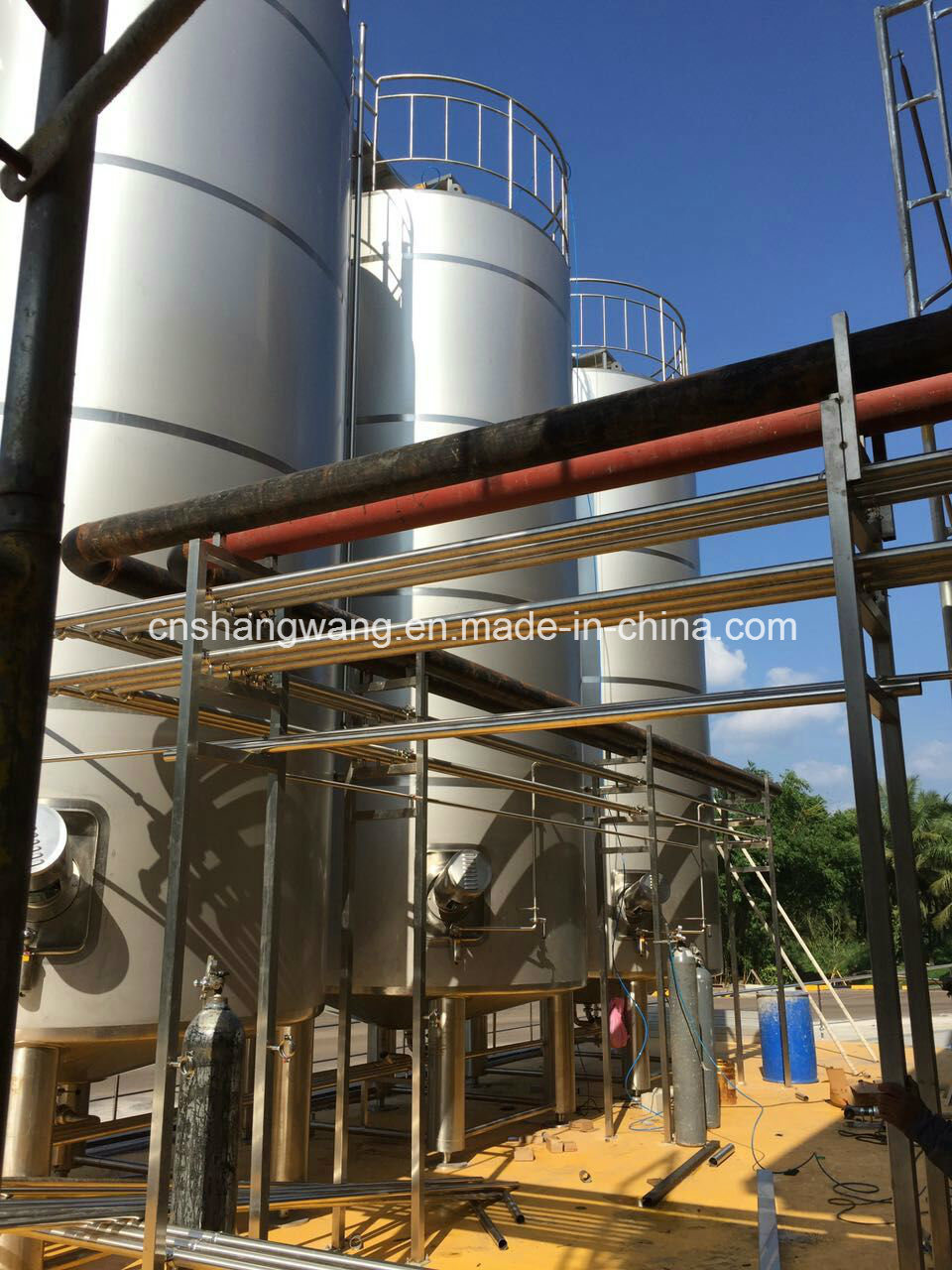 40000 Liter Milk Storage Tank pictures & photos