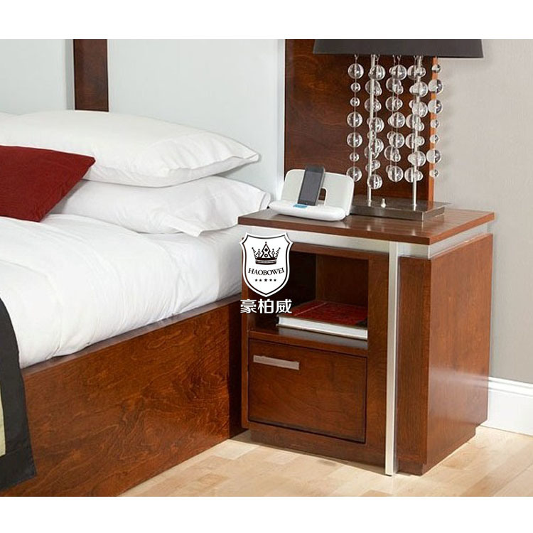 2016 Luxury Hilton Hotel Bedroom Furniture for Sale pictures & photos
