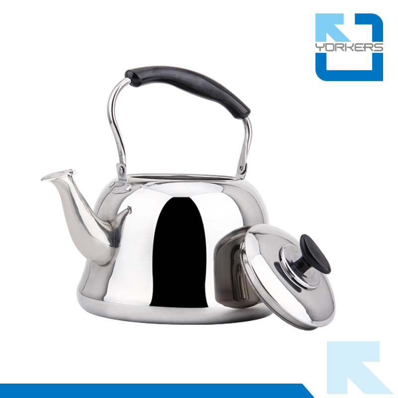 Portable 4L/5L/6L Stainless Steel Tea Pot Whistling Kettle pictures & photos