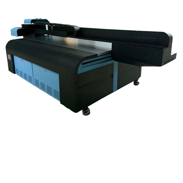 High Quality 8feet Richo G5 Printhead Industrial UV Glass Printing Machine pictures & photos