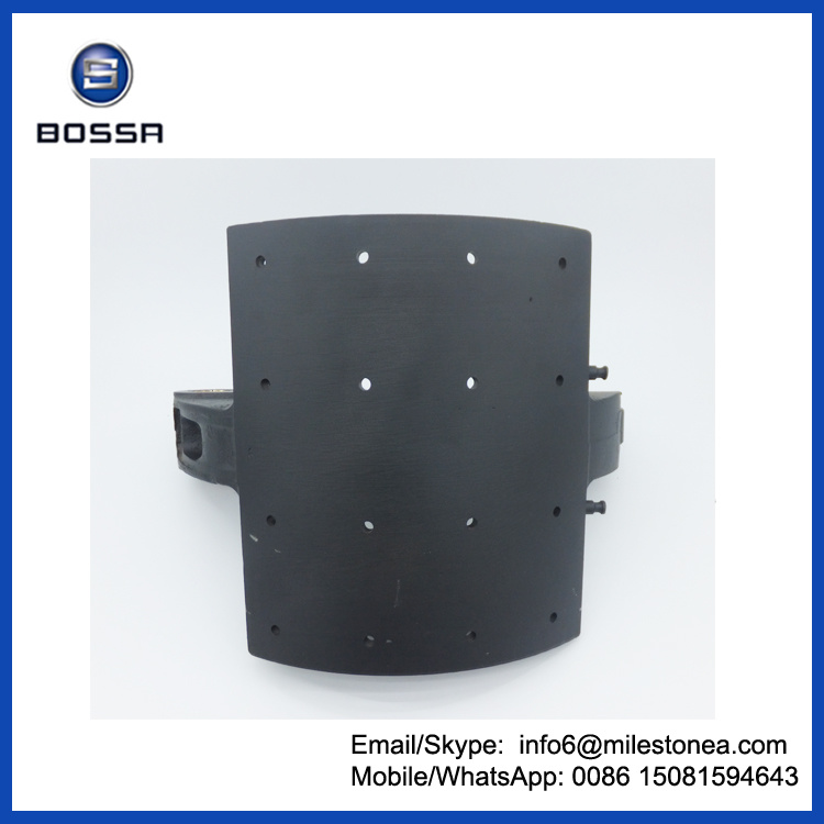 35fde9c9fde5 China Auto Spare Parts Brake Shoe for Scania Truck Trailer 203mm - China  Brake Shoe, Truck Parts