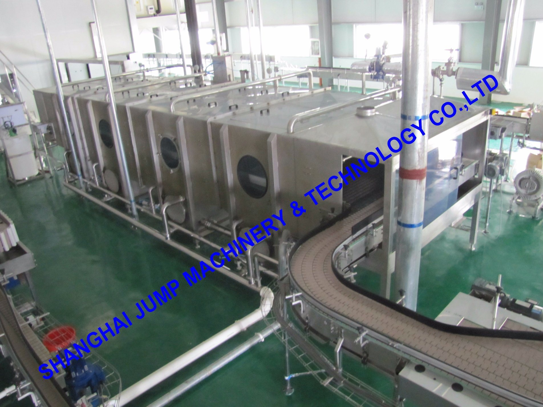 Multi-Layer Fruit Puree Tubular Sterilizer/ Tube in Tube Fruit Pulp Sterilizer/Post Pasteurizer for Fruit Jam