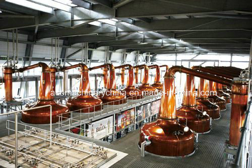[Hot Item] 2018 New Vacuum Copper Alcohol Steam Distillation Equipment  Distiller
