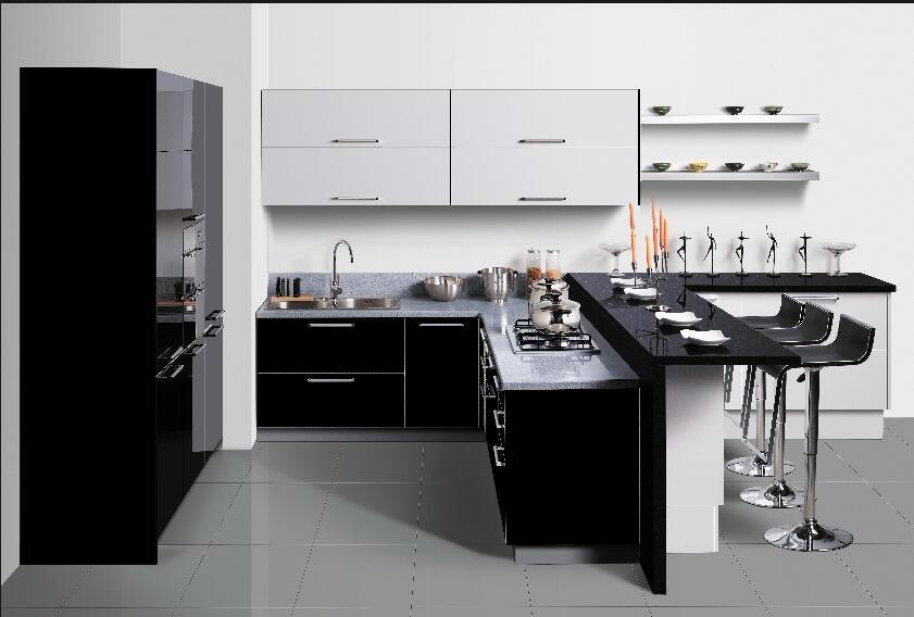 Modern Design Home Furniture Kitchen Cabinet Yb1710549