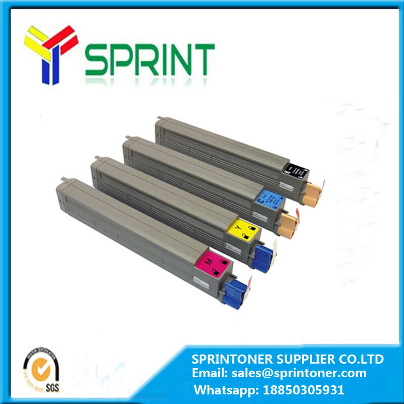 Compatible Color Toner Cartridge for Oki C910 pictures & photos