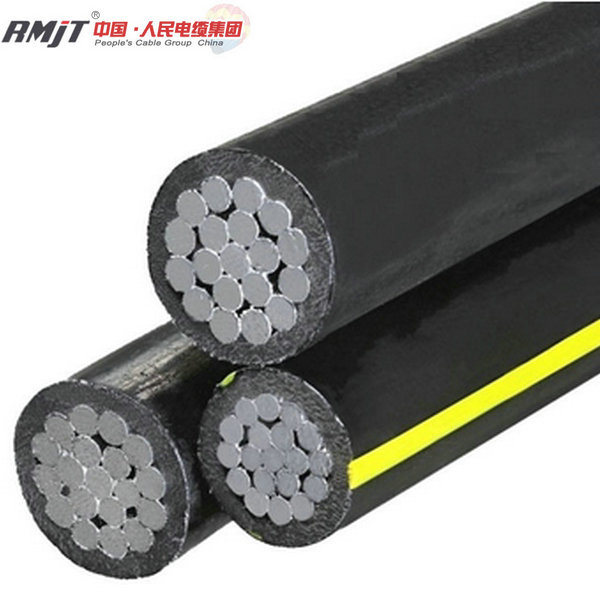 Overhead Aluminum Conductor XLPE Insulated Aerial Bundle ABC Cable pictures & photos