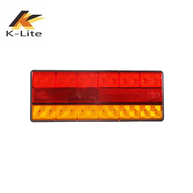 [Hot Item] Tail/Stop/Turn Signal Reflector Lamp with DOT/Adr/E4 (LT106)