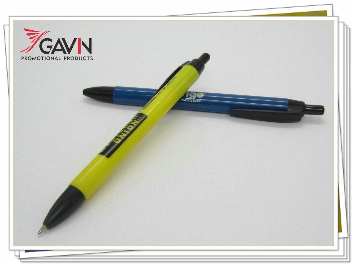 China Plastic Clic Ball Point Pen
