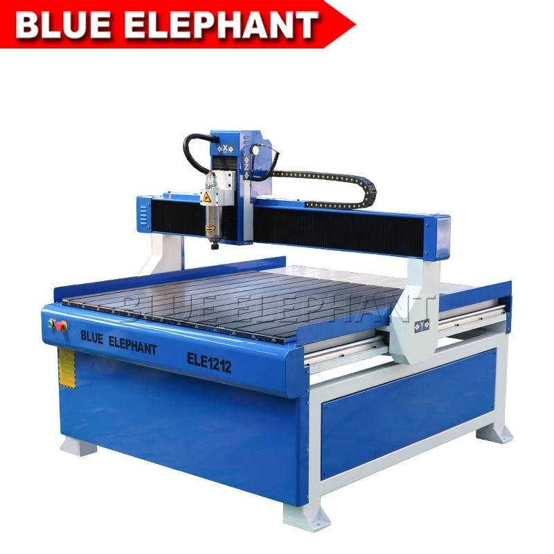 Hot Item 1212 Automatic 3d Wood Carving Cnc Router Woodworking Cnc Combine Machine