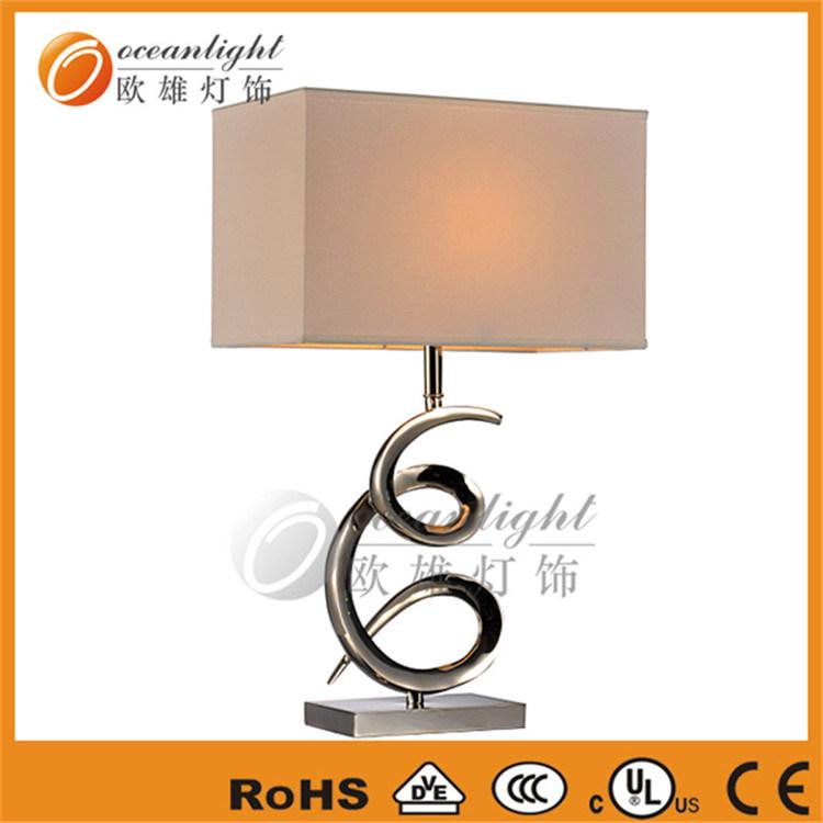 [Hot Item] Modern Table Lamp, Hotel Bedroom Lighting Lamps, Table Light  (OT6312)