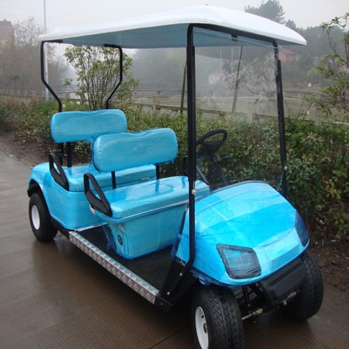 High Quality 4 Seat Electric Golf Kart (JD-GE502A)
