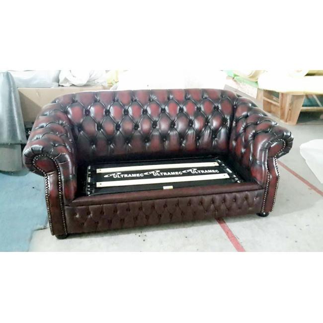 Magnificent China Luxury Italian Leather Chesterfield Sofa With Sofa Bed Gmtry Best Dining Table And Chair Ideas Images Gmtryco