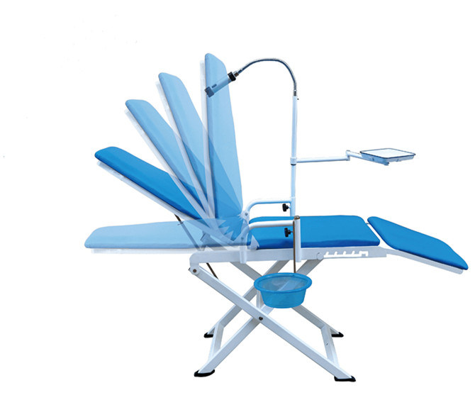 Pleasant Hot Item Foldable Portable Dental Chair With Operating Light Hr Ml08 Pabps2019 Chair Design Images Pabps2019Com
