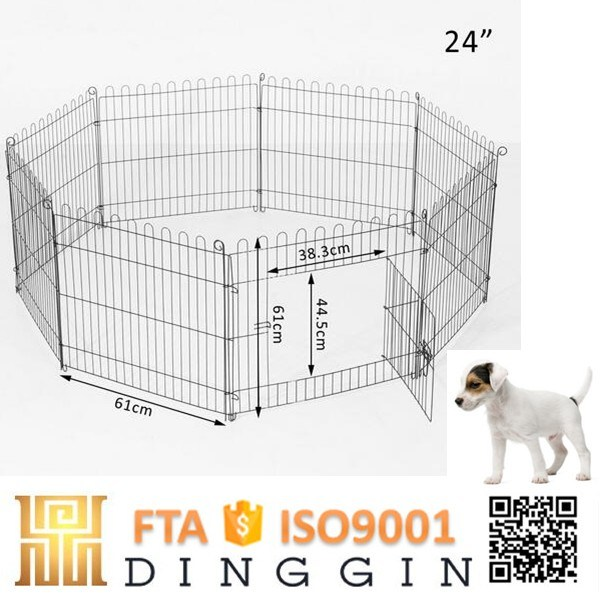 Wholesale Large Iron Dog Fence