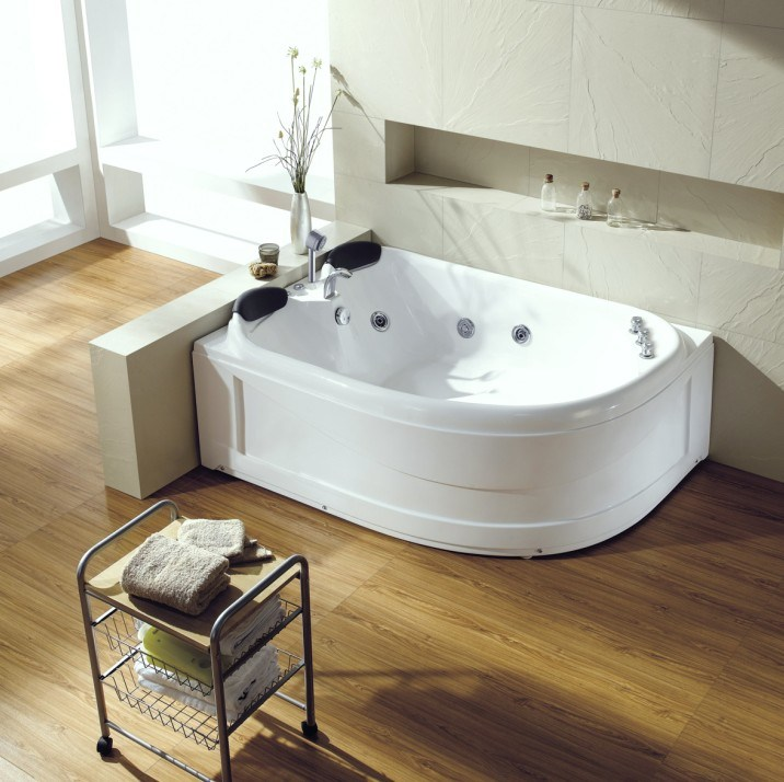 China Whirlpool Bathtubs for Sale Bathtub for Two People - China ...