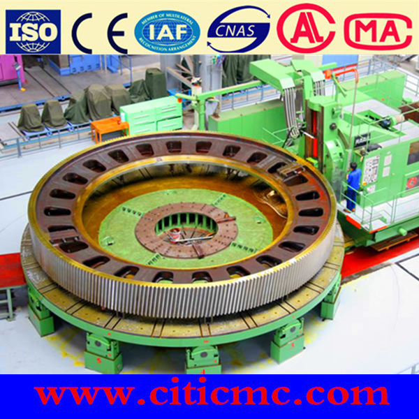 Citicic Cement Ball Mill Forged Steel Part Girth Gear pictures & photos
