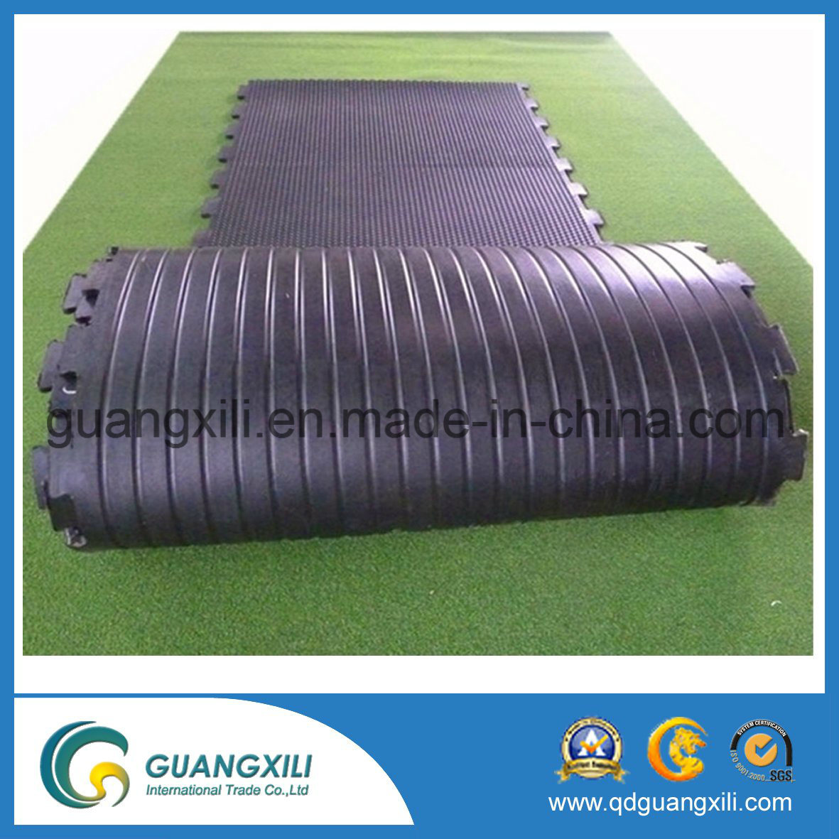 Horse Stall Mats/Rubber Stable Mat/Cow Rubber Mat pictures & photos