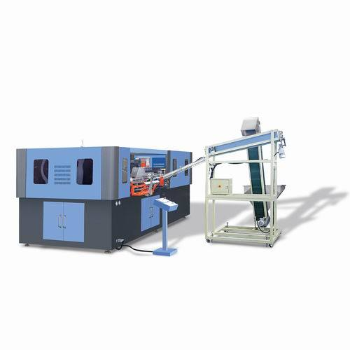 Linear-Pet Stretch Blow Molding Machines (DMK-L8)