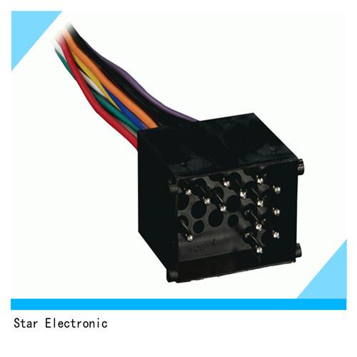 Tremendous China Bmw Car Audio Power Speaker Wiring Harness Adapter China Car Wiring Database Xlexigelartorg