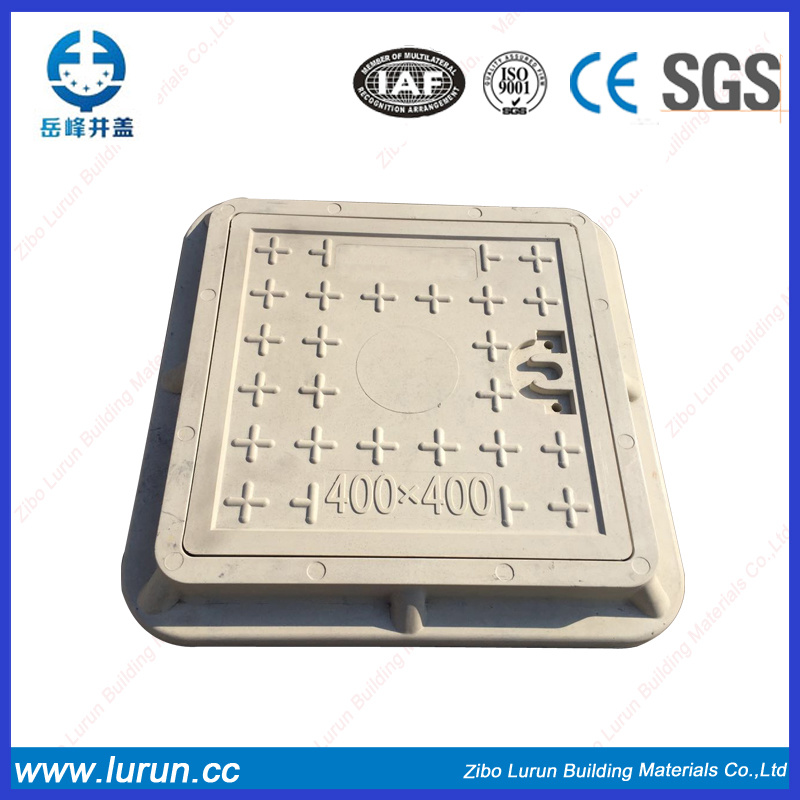 Composite SMC Square Manhole Covers
