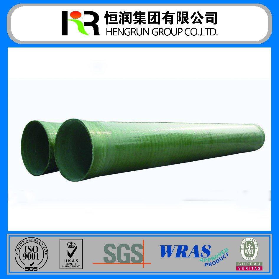 [Hot Item] Factory Price Glass Fiber Plastic Pipe (GRP Pipe)