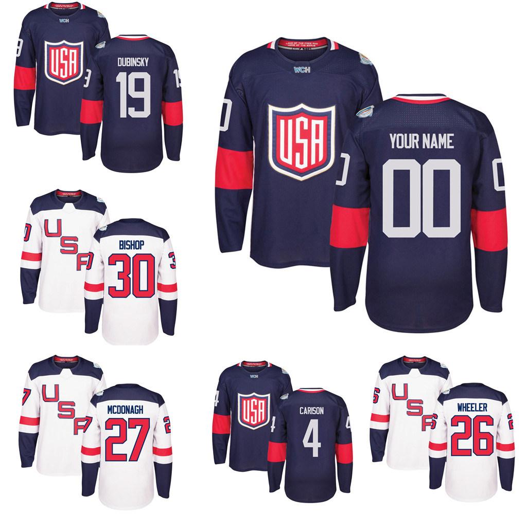 wholesale dealer 2de85 c6f66 [Hot Item] Custom Dallas Stars Brandon Dubinsky Ben Bishop Hockey Jersey