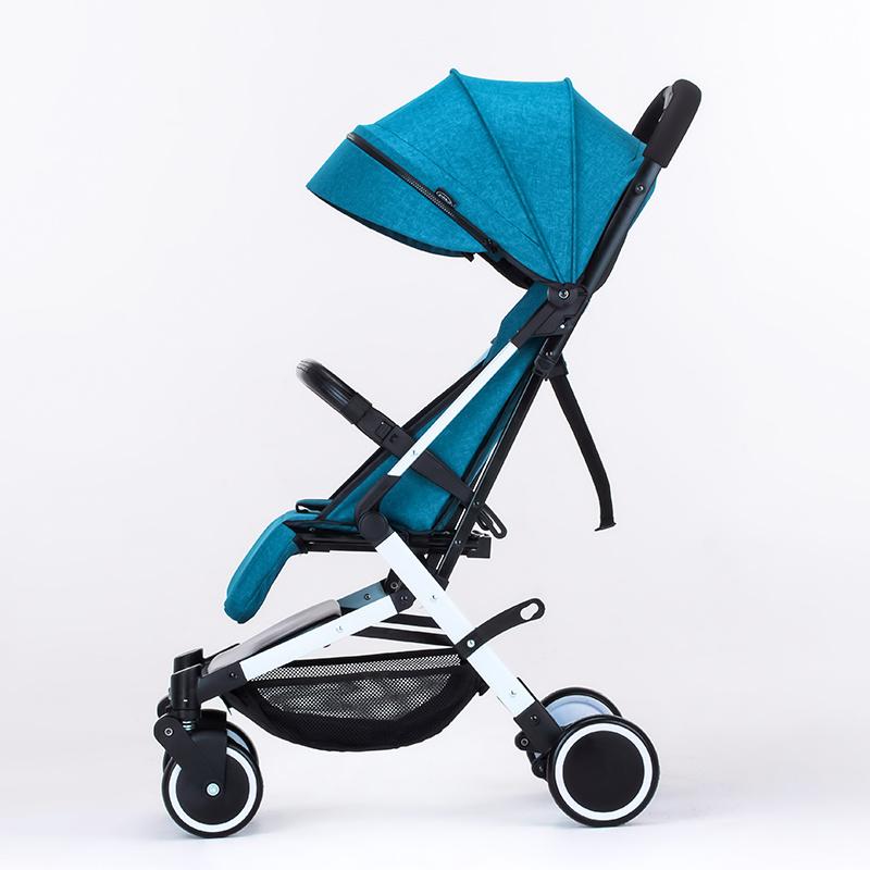 Hot Item 2019 Foldable Baby Kids Travel Stroller Newborn Infant Buggy Pushchair Child