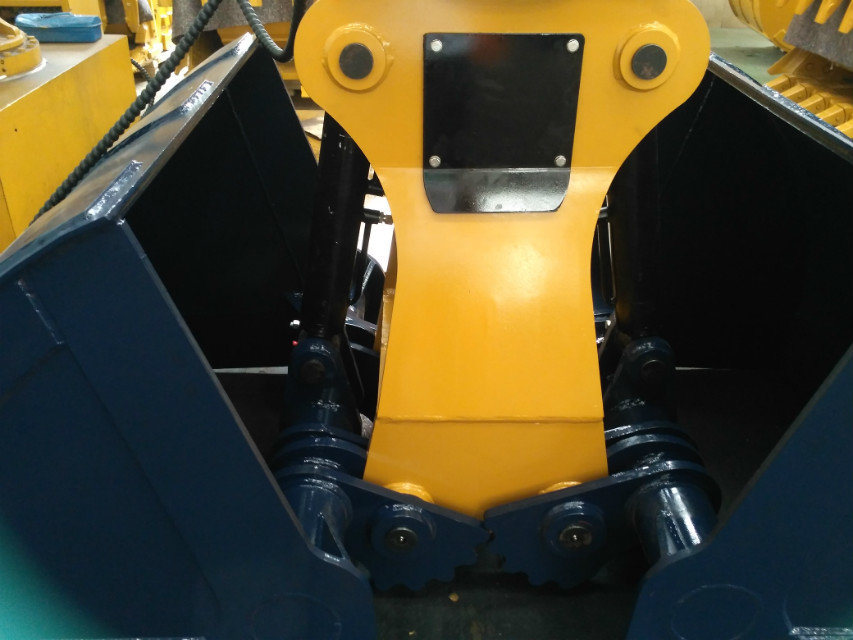 Excavator Attachments of The 20t Clamshell Bucket pictures & photos