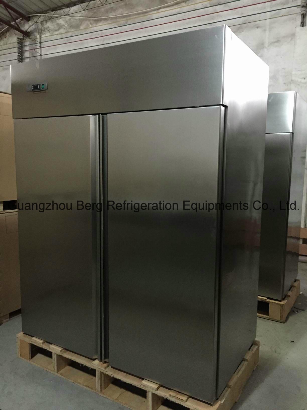 China Commercial Stainless Steel Restaurant Kitchen Fridge With Ce China Stainless Steel Refrigerator And Upright Refrigerator Price