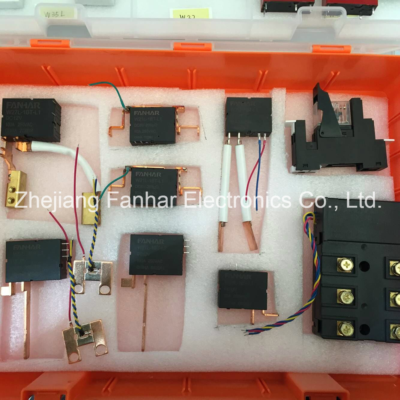 China 1500a Short Circuit Inrush Current Relay For Smart House Wiring