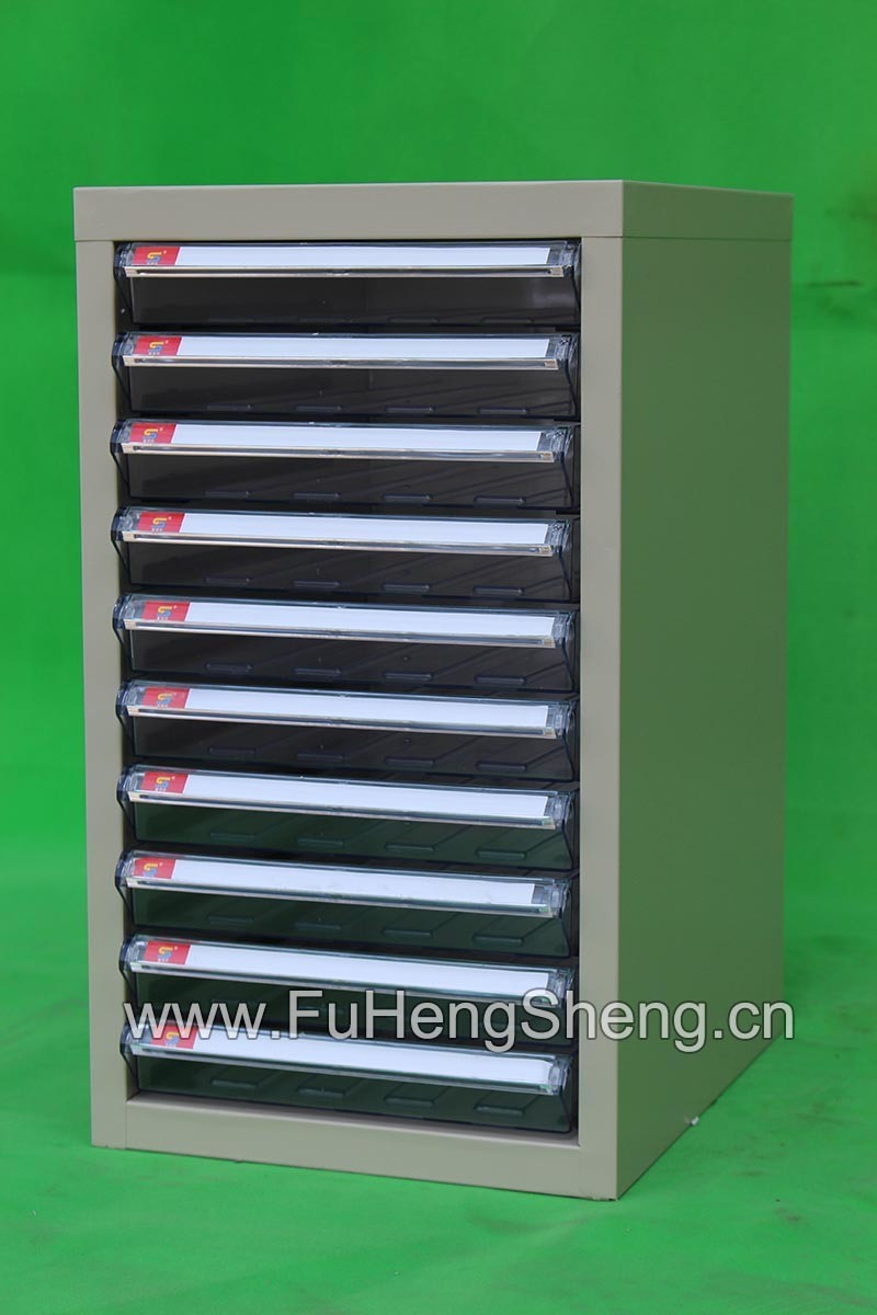 Picture of: China Office 10 Drawer Steel Filing Cabinet For Desk China File Cabinet A4 Cabinet