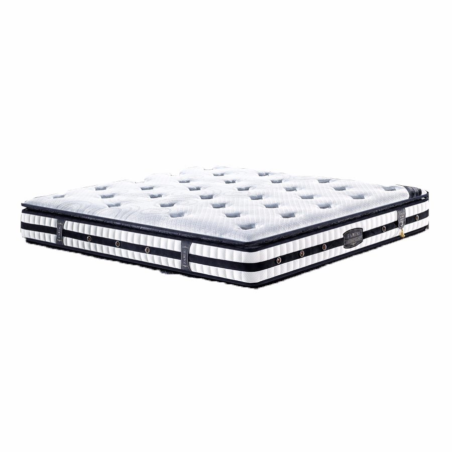 Luxury Design Home Furniture Good Sleep Natural Latex Foam Mattress