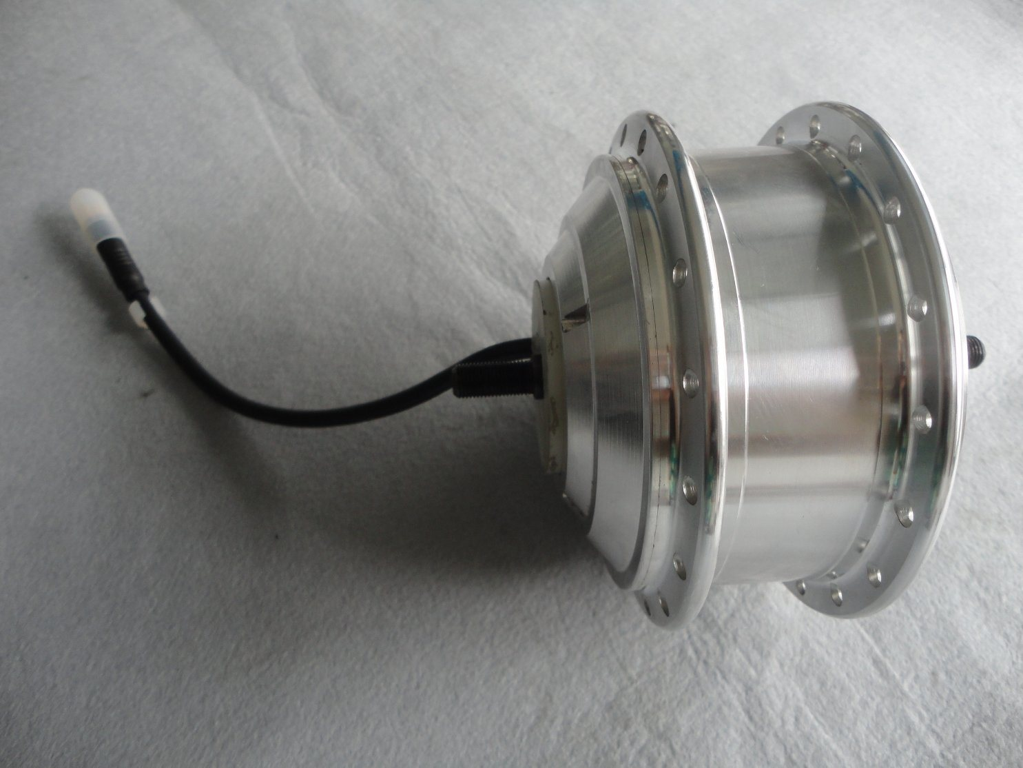 5kw Brushless Gearless Electric Bike Motor Hub Motor