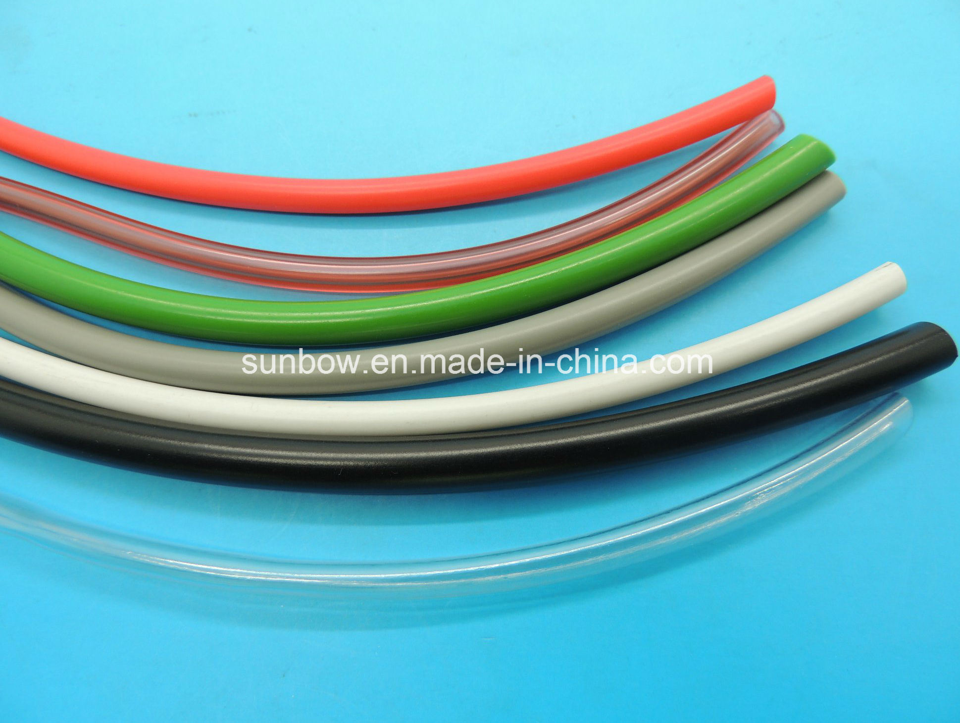UL Approved PVC Tubing for Wire Harness Cable Protection