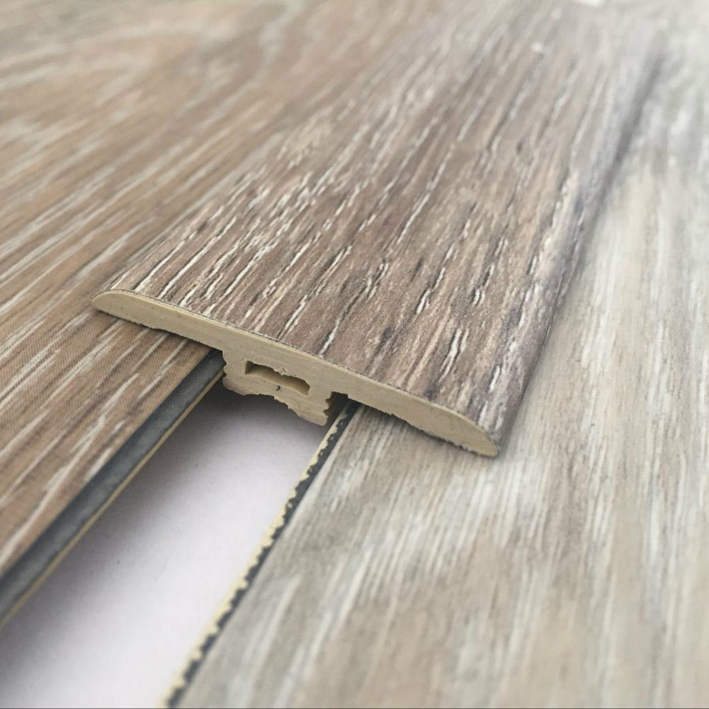 China Wpc Spc T Moulding Pvc, What Is T Molding For Laminate Flooring
