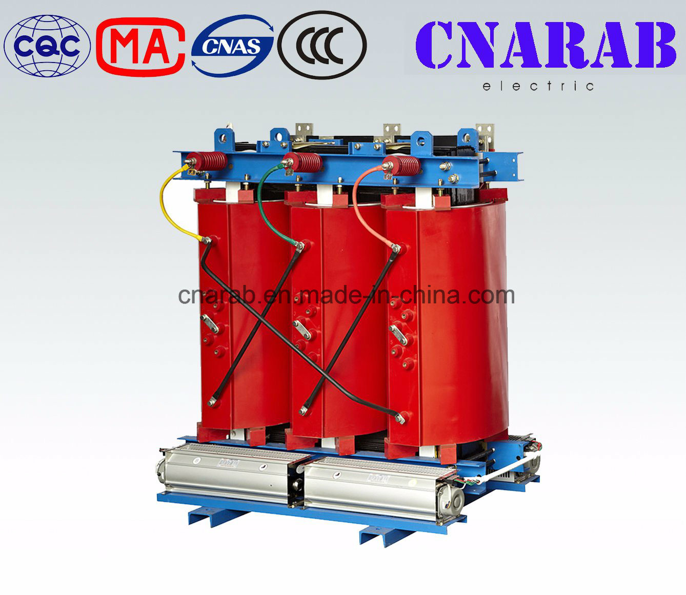 Epoxy Resin Cast Dry-Type Power Transformer (SC(B) 9, Sc (B)10)