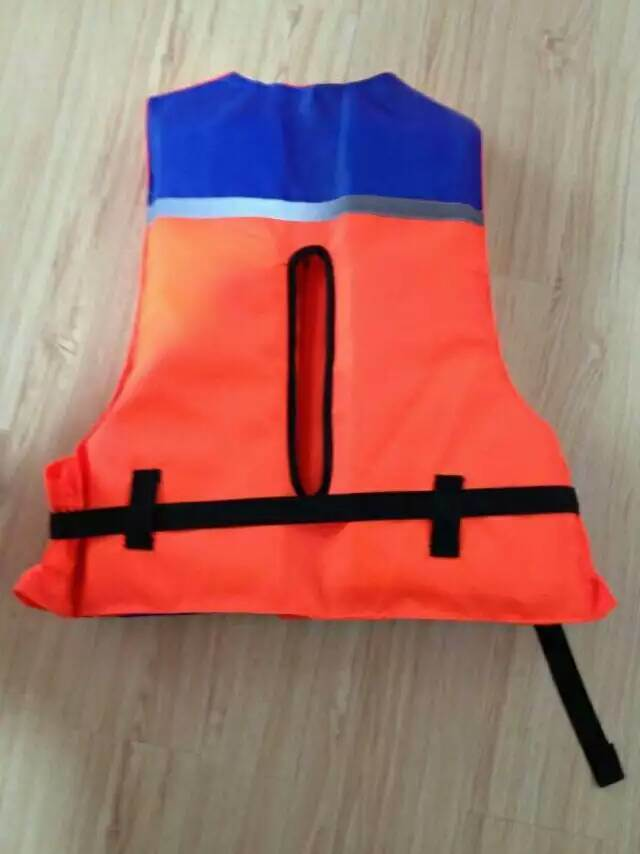 Polyethylene Foam Life Jacket (BLUE/Orange) . pictures & photos