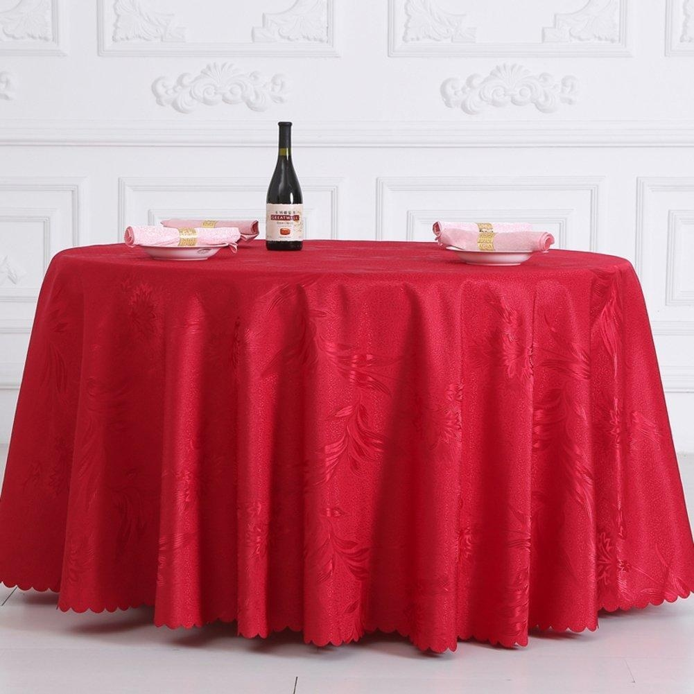 Large Round Table Cloth.Hot Item Large Round White Table Cloth With Textured Finish Dpf10788