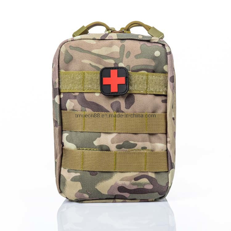 [Hot Item] Military First Aid Kit Bag Camouflage Outdoor Sports Tactical  Medical Pouch