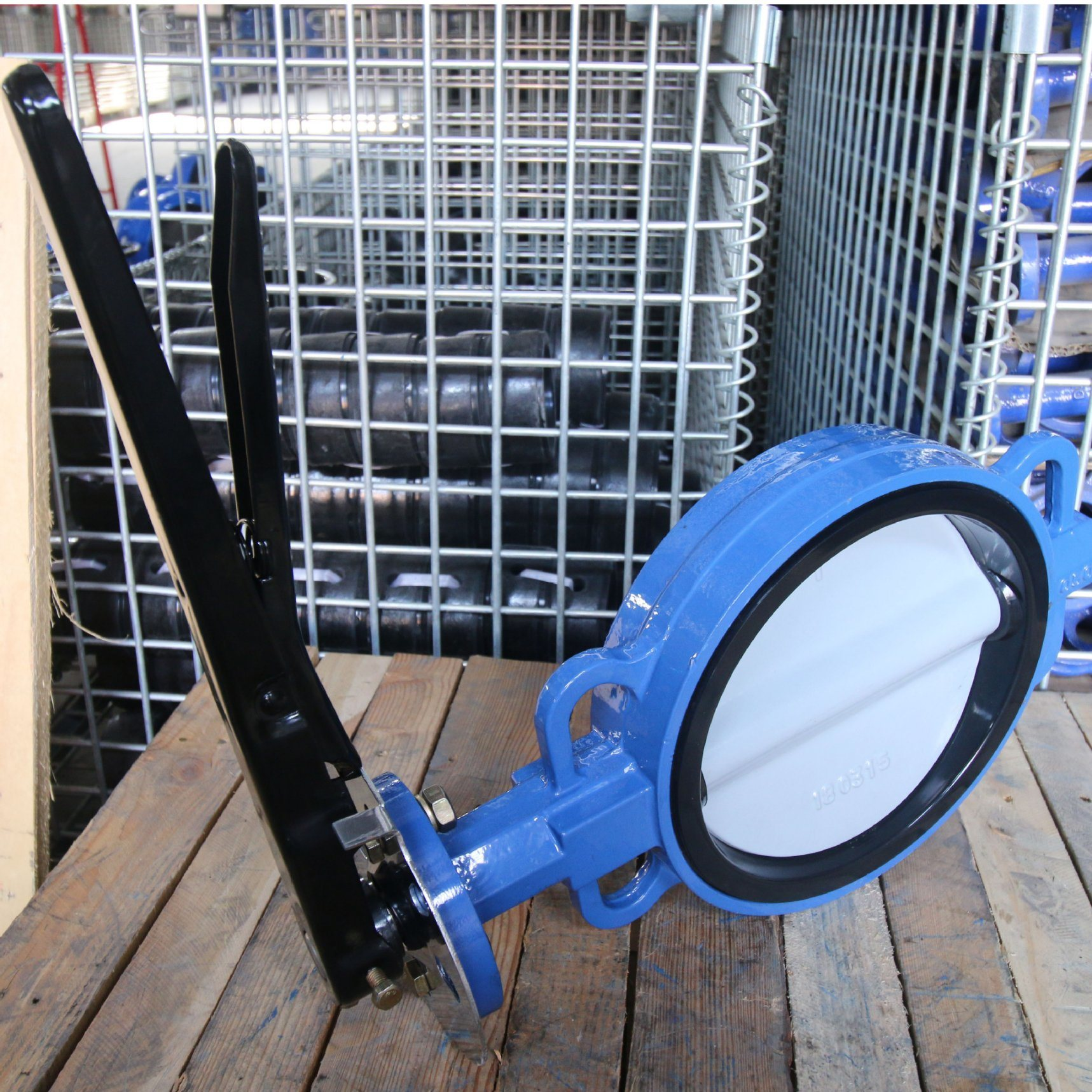 Configuration Of A 200a Butterfly Valve Manual Guide