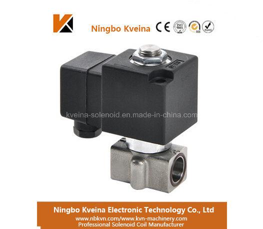 China Kveina Stainless Steel Gas Valve, Small Solenoid Valve
