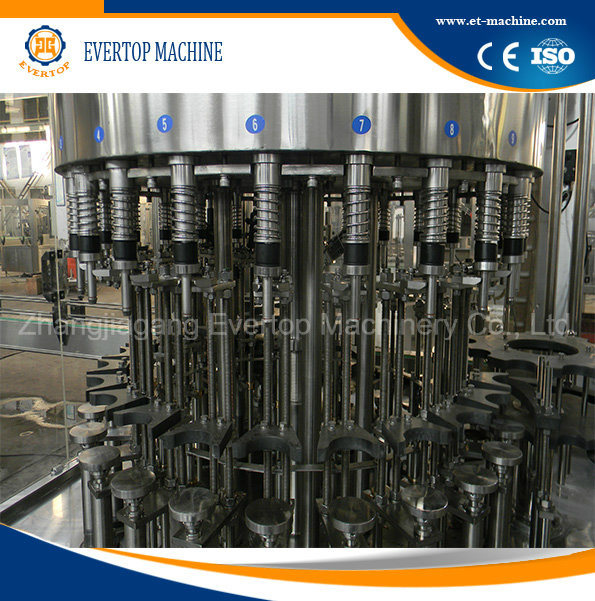 Glass Bottle Red Wine Filling Machine pictures & photos