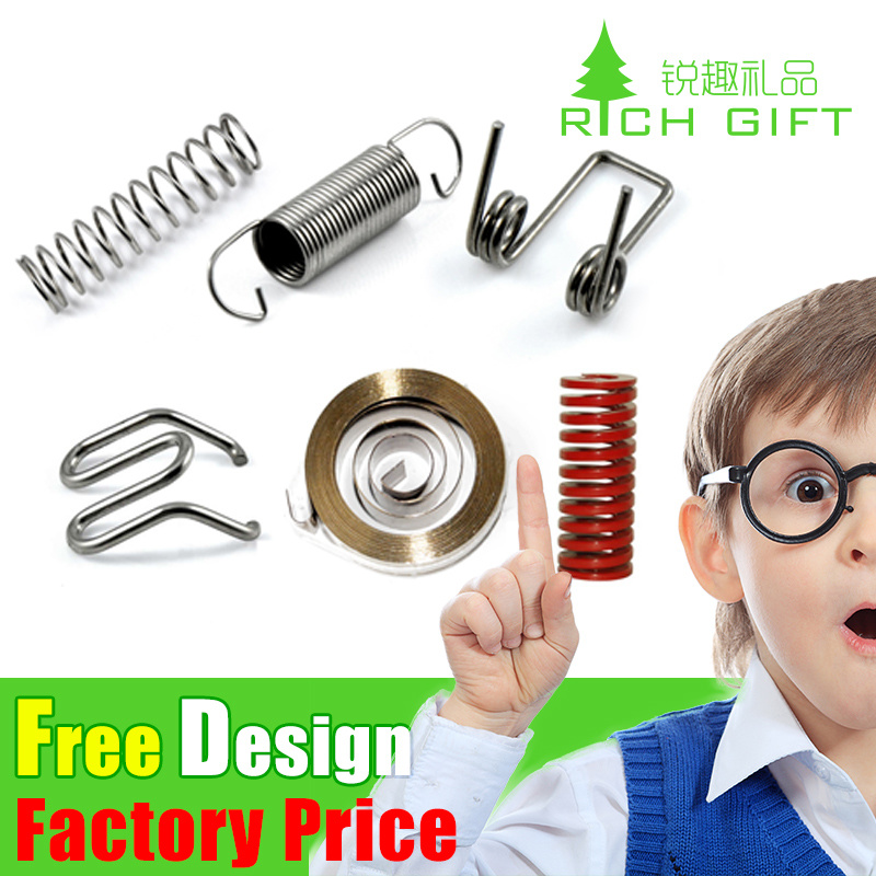 Custom C/D/AA/AAA Battery Coil Spring, Electronic Battery Contact Springs pictures & photos